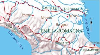 EmiliaRomagna Italy