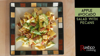 apple avocado salad
