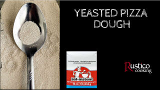 yeasted dough