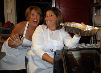 Teambuilding events and private cooking parties at Rustico Cooking